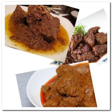 Beef rendang recipe picture