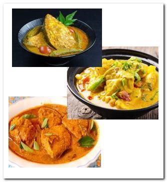 Easy fish curry recipe picture