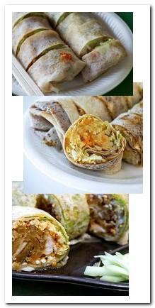Popiah recipe picture